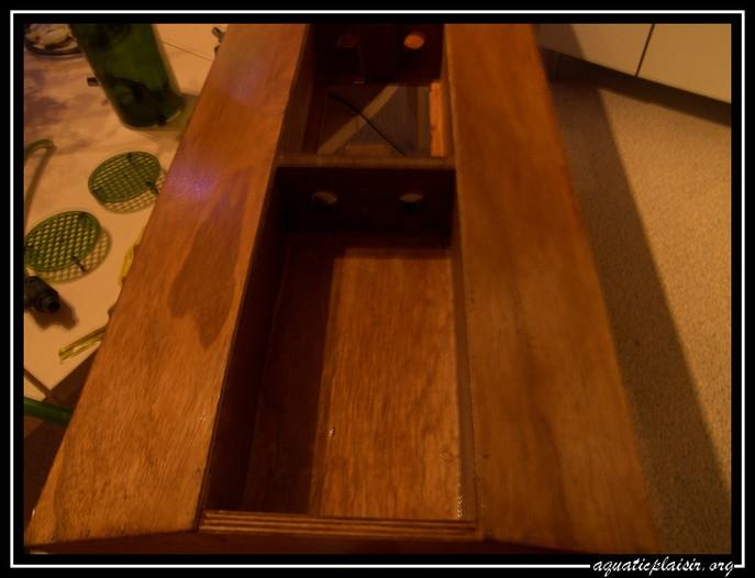 rampe - fabrication de ma rampe d'éclairage HQI 100_7617