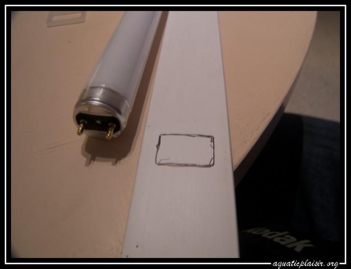 rampe - fabrication de ma rampe d'éclairage HQI 100_7620