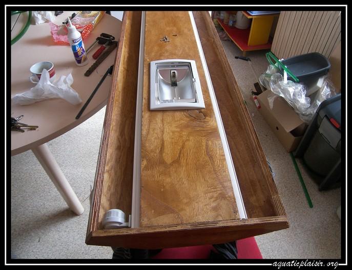 rampe - fabrication de ma rampe d'éclairage HQI 100_7621