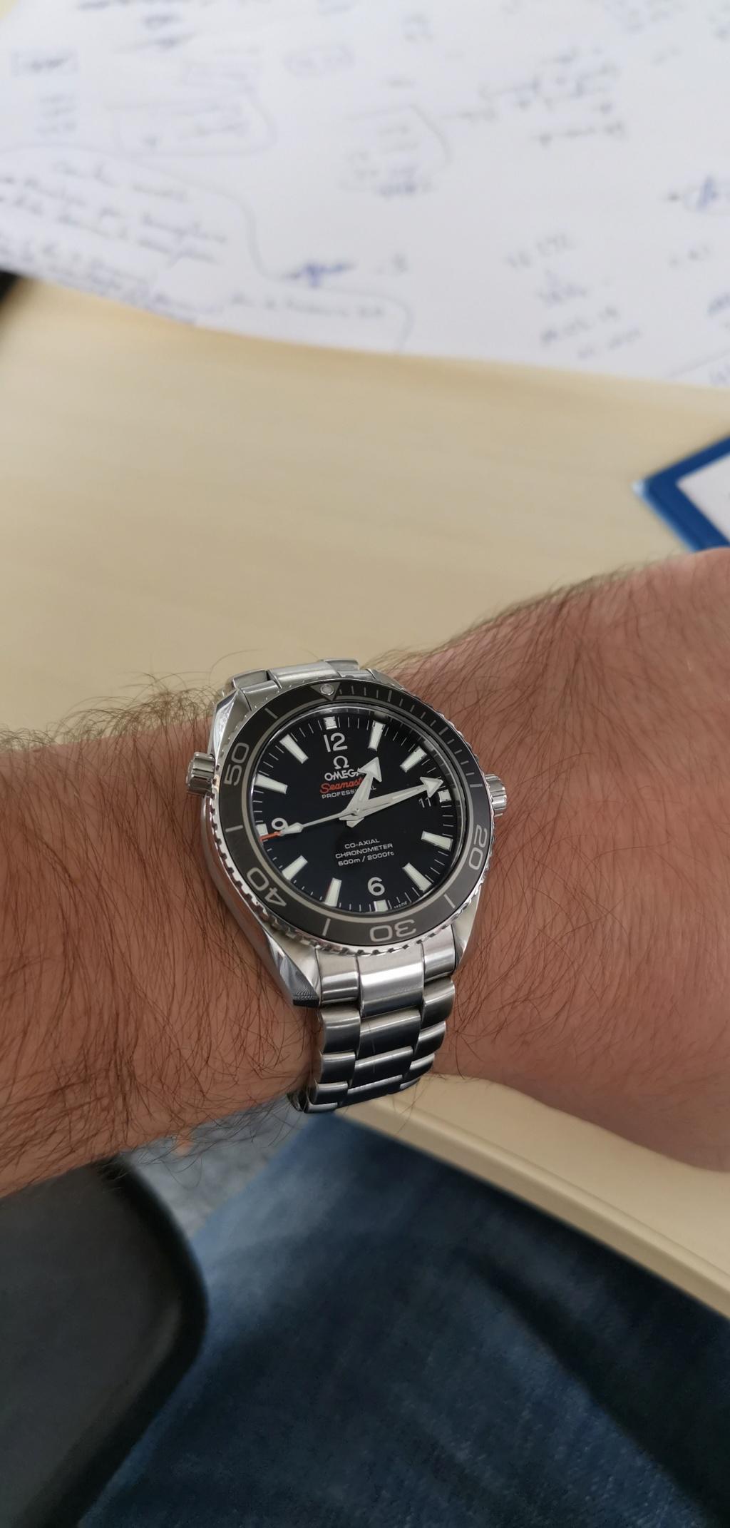 Quelle est la montre que vous avez le plus portée en 2019 ? - Page 2 Img_2095