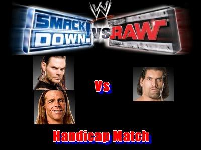 Carte de Show de SD Vs Raw du 27 Septembre Dsvdfd10
