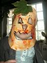 masque citrouille chez COCO  Octobr21