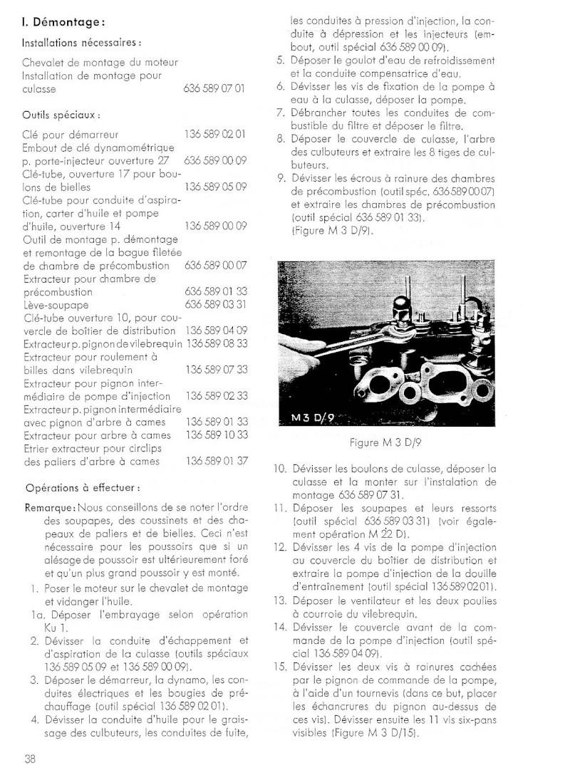 REDEMARRAGE OM636 03810