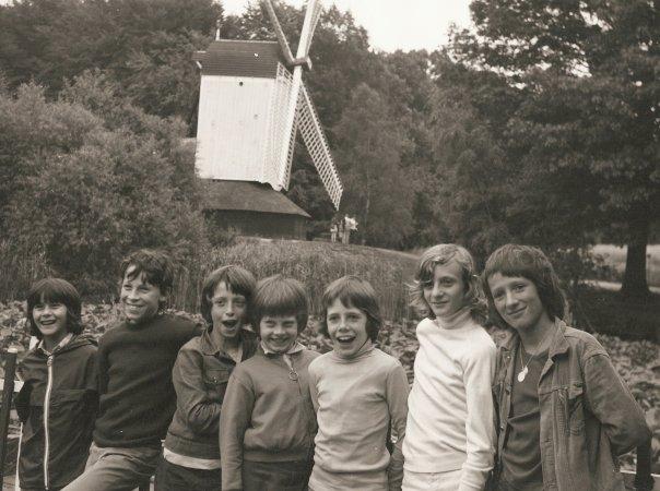 Tournee en 1973 aux Pays-Bas Tourne10
