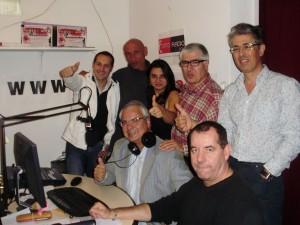 interview des POPPYS 1ere génération sur une Web-Radio. Equipe12