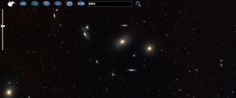 Catalogue du ciel interactif Ws10