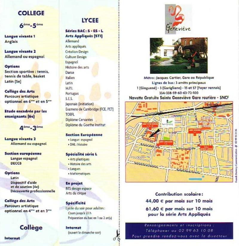 Le Collège-Lycée Sainte Geneviève (Rennes) Presen14
