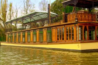 L'astoria, la péniche de David Gilmour à Londres, Tamise - Angleterre Astori12