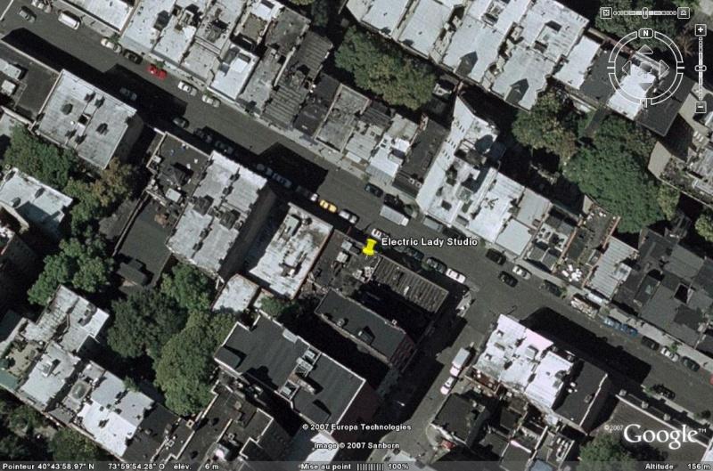 Electric Lady Studio, New York City - USA Electr10