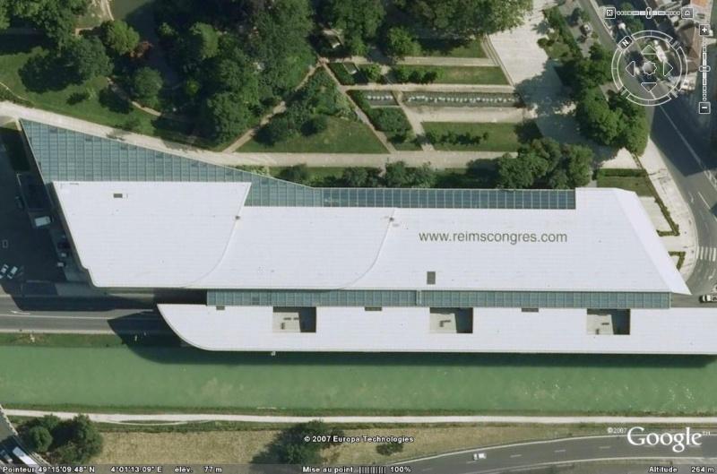 """Palais des congrès (""""www.reimscongres.com""""), Reims, Marne - France Reims_10"""