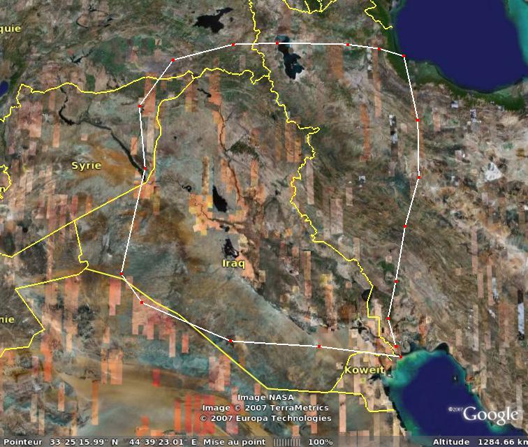 REPONSES du jeu de connaissances géographiques Iraq10