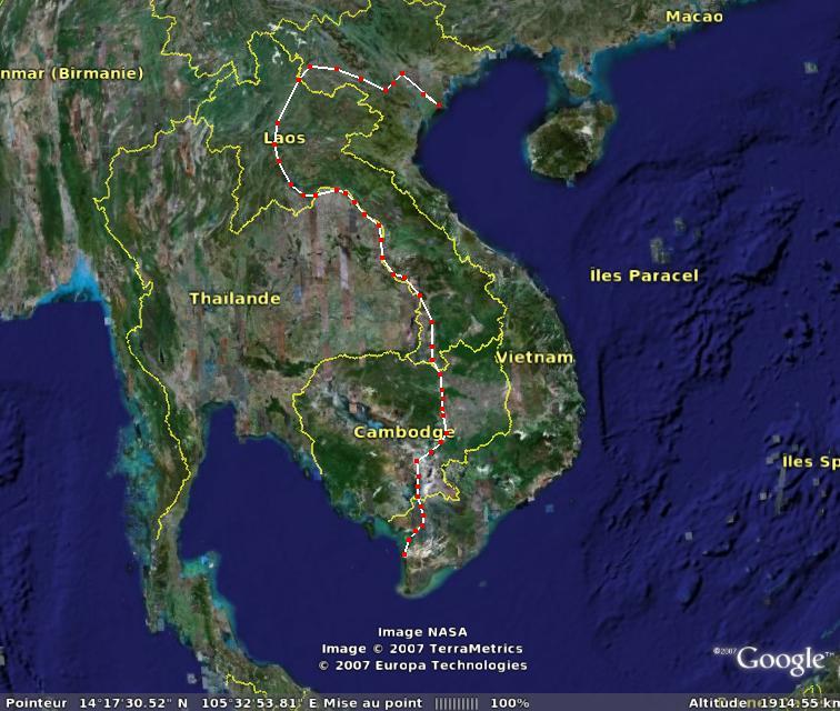REPONSES du jeu de connaissances géographiques Viet-n10