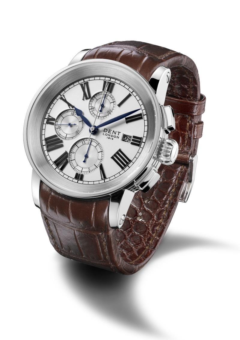 DENT : pour le coup, une vraie horloge au poignet ! Minist10