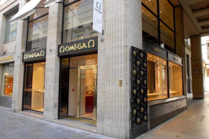 La nouvelle boutique OMEGA de Paris Seb_8210