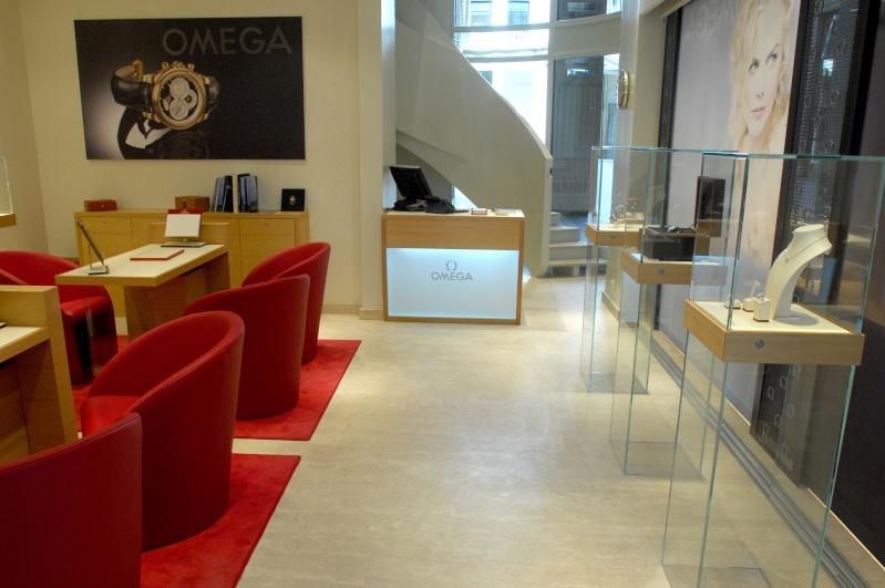 La nouvelle boutique OMEGA de Paris X9jy9d10