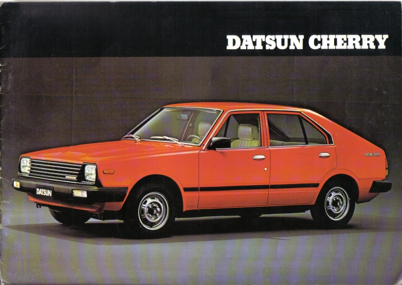 Topic officiel des DATSUN CHERRY N10 MKI ET MKII Cherry11