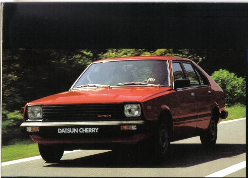 Topic officiel des DATSUN CHERRY N10 MKI ET MKII Cherry15