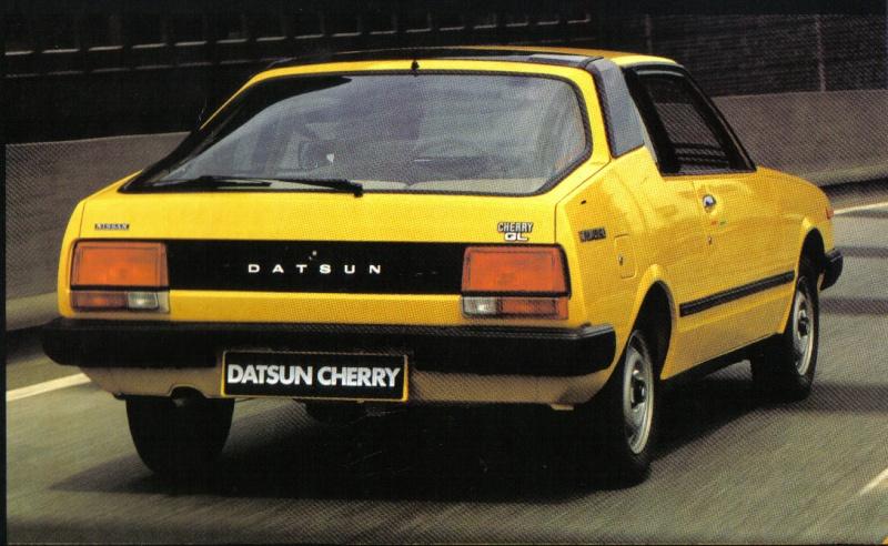 Topic officiel des DATSUN CHERRY N10 MKI ET MKII Cherry16