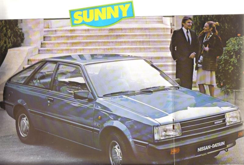 topic oficiel NISSAN SUNNY B11 Sunny_17