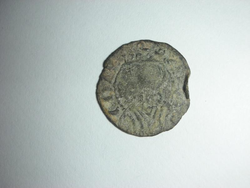 Dinero de Jaime I (Aragon, 1208–1276 d.C) Dscn0712
