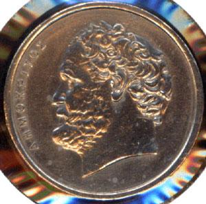 Grecia, 5 y 10 dracmas, 1990, 1982 10_dra10