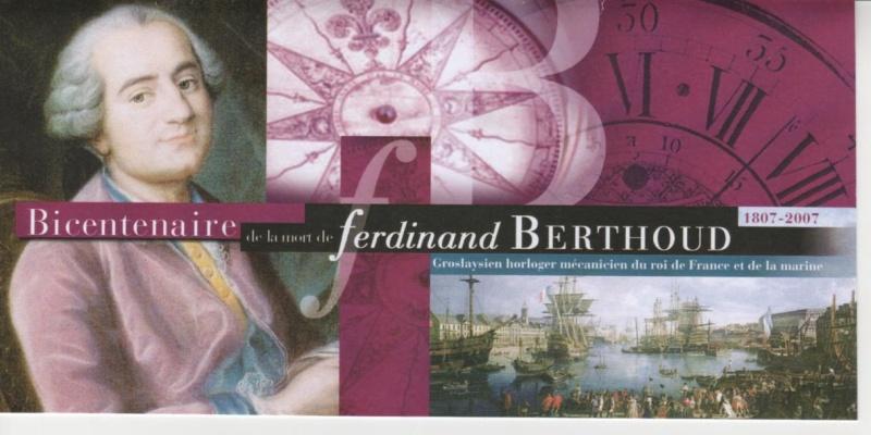 Il y a 200 ans, Ferdinand Berthoud Balanc10