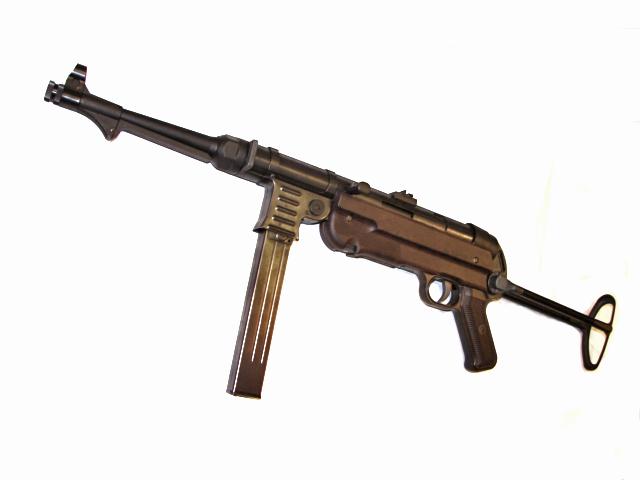 Maschinenpistole 40 Mp4010