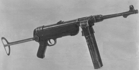 Maschinenpistole 40 Mp40_i10