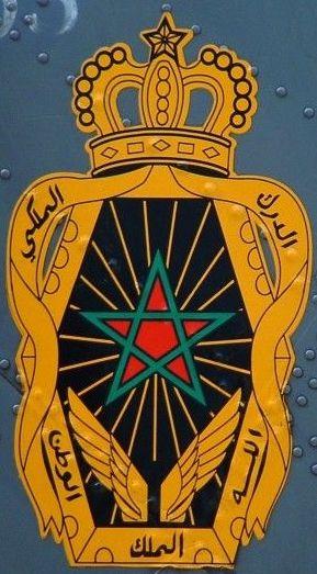 Grades et Insignes de la Gendarmerie Royale Insign10