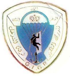 Grades et Insignes de la Gendarmerie Royale Insign13