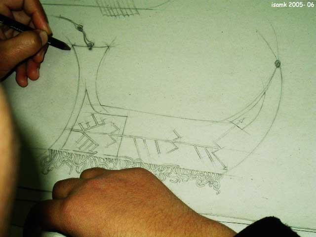 أعمال طلبة السنة الثانية تصميم المصوغ 2005-2006 (isamk) Bij_7810