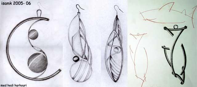 أعمال طلبة السنة الثانية تصميم المصوغ 2005-2006 (isamk) Bij_7814