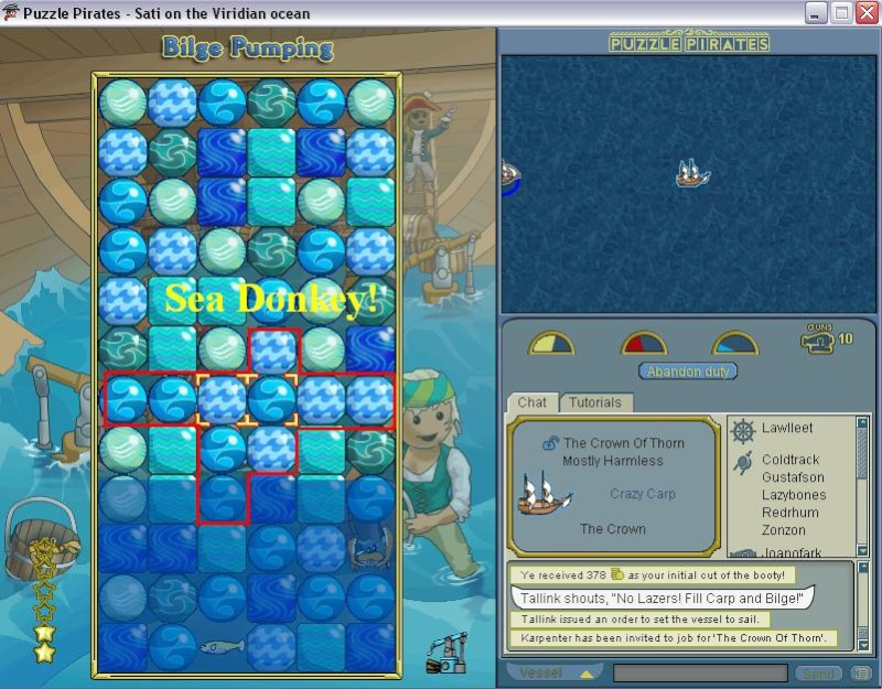 Bilging Sea_do10