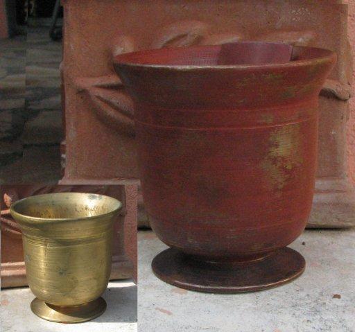 Rouge florentin Pot10