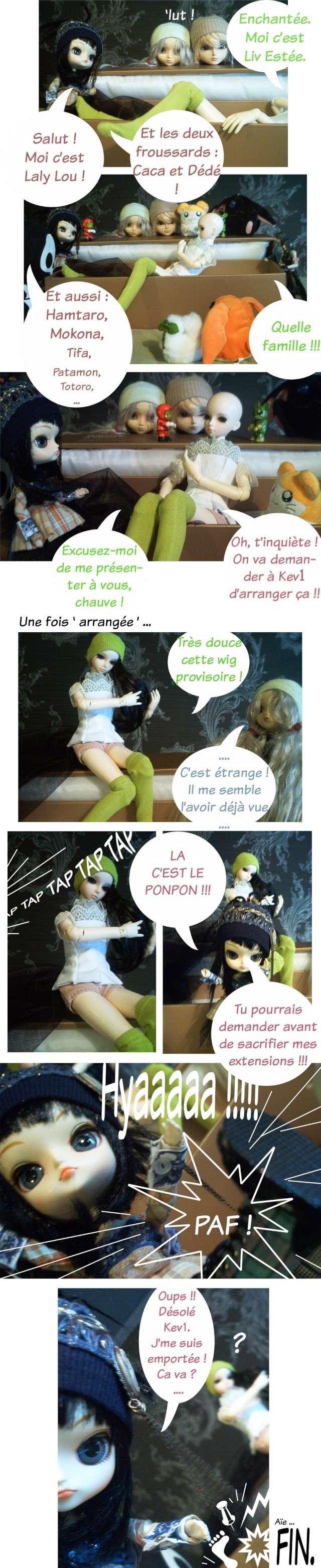 [Unoa O & Narae]  + La . Cavale +  p.26 - Page 2 Le-pho10
