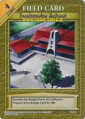 Knights of the Zodiac Cards Ccgf0012