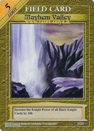 Knights of the Zodiac Cards Ccgf0014