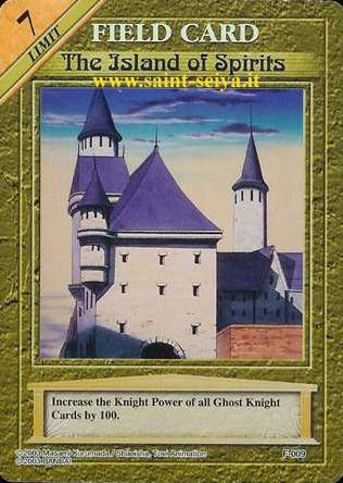 Knights of the Zodiac Cards Ccgf0019