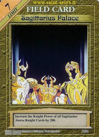 Knights of the Zodiac Cards Ccgf0214