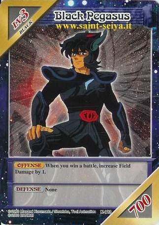 Knights of the Zodiac Cards Ccgk0113