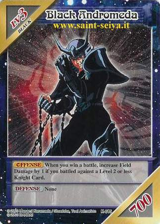 Knights of the Zodiac Cards Ccgk0115