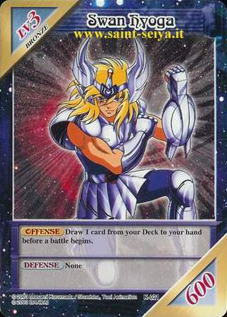 Knights of the Zodiac Cards Ccgk0211