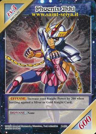 Knights of the Zodiac Cards Ccgk0213
