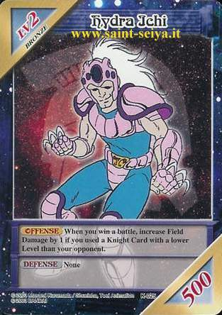 Knights of the Zodiac Cards Ccgk0215