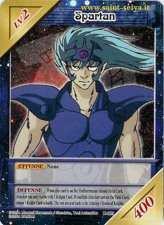 Knights of the Zodiac Cards Ccgk0813