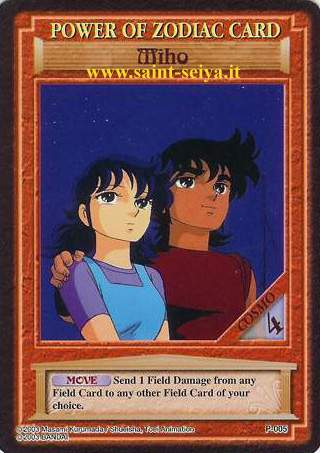 Knights of the Zodiac Cards Ccgp0015