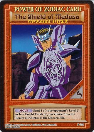 Knights of the Zodiac Cards Ccgp0113