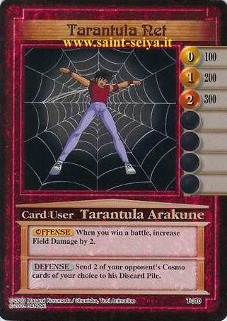 Knights of the Zodiac Cards Ccgt0110