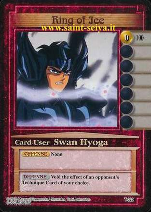 Knights of the Zodiac Cards Ccgt0210