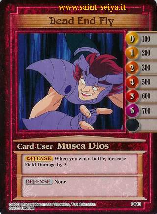 Knights of the Zodiac Cards Ccgt0415